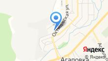 Шиномонтажная мастерская на Октябрьской на карте