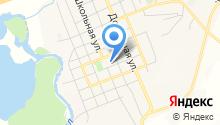 Начальная общеобразовательная школа Агаповского района на карте