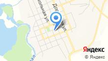 Агаповская централизованная библиотечная система на карте