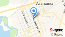Архивный отдел на карте