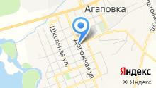 Инспекция государственного надзора за техническим состоянием самоходных машин и других видов техники Агаповского района на карте