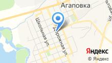 Инспекция гостехнадзора Агаповского района на карте