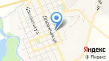 Отдел военного комиссариата Челябинской области по Агаповскому и Кизильскому районам на карте