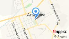 НОВАТЭК-Челябинск на карте