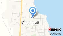 Спасский спортивно-досуговый центр на карте