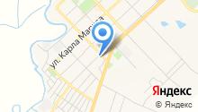 Россельхозцентр, ФГУ на карте