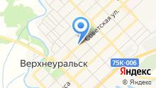 Степнинская средняя общеобразовательная школа на карте