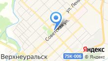 Челябинскстат на карте
