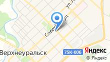 ЭНЕРГОГАРАНТ на карте