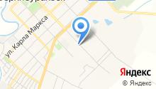Город Плюс на карте