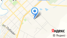 Город Плюс, МУП на карте