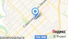 Информационно методический центр Верхнеуральского района на карте