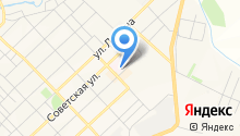 Верхнеуральская центральная районная больница на карте