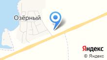АЗС Licard на карте