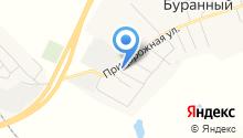 Продуктовый магазин Язовских Л.И. на карте