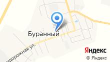 Администрация Буранного сельского поселения на карте
