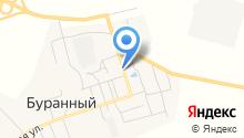 Продуктовый магазин Хилинский П.Г. на карте