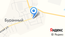 Лион на карте