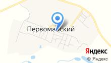 Участковый пункт полиции №8 по Агаповскому району на карте