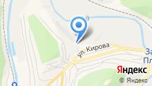 Злат-МК на карте