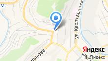 Банк Снежинский на карте