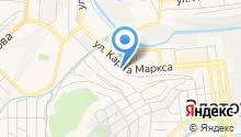 Адвокат Субботина У.В. на карте