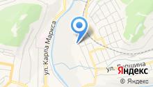 Завод Златоустовских металлоконструкций на карте