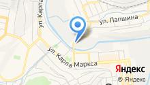 Магазин бытовой химии и косметики на ул. Бориса Ручьева на карте
