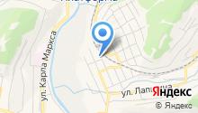 Лесоперерабатывающая компания на карте