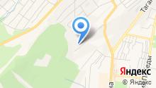 Златоустовская городская больница №1 на карте