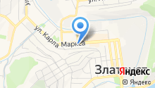 Банкомат, ИКБ СОВКОМБАНК на карте