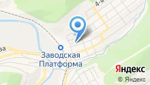 Детский сад №17 на карте