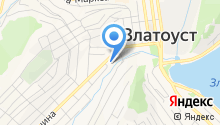 Банкомат, Уралпромбанк на карте