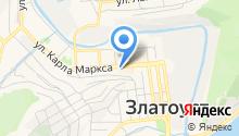 Магазин упаковочных материалов и одноразовой посуды на карте
