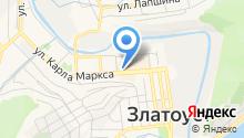 Кафе узбекской кухни на карте