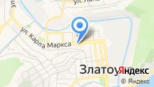 КАПУ$ТА на карте
