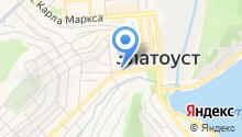 Курбанов С.И. на карте