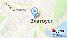 Златоустовская объединенная техническая школа ДОСААФ России на карте