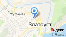 Компания юридических услуг на карте