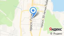 Бюро медико-социальной экспертизы по Челябинской области №19 смешанного профиля на карте