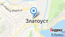ВЕНТИКРОВ на карте