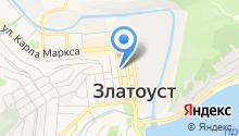 Комитет солдатских матерей России на карте