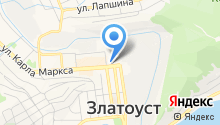 Виста-Центр на карте