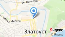 Диспетчерский пункт трамвайного управления на карте