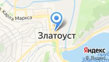 Карт на карте