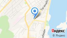 Бельмонт на карте
