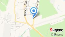ЗлатСтартер на карте