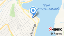 ДЮСШОР №1 им. Ишмуратовой С.И. на карте
