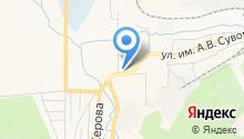 Златоустовский Бетонный Завод на карте