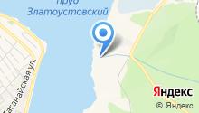 Skikross на карте